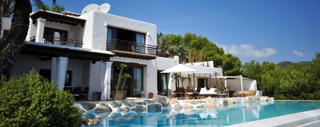 Luxury Vacation Rentals Ibiza
