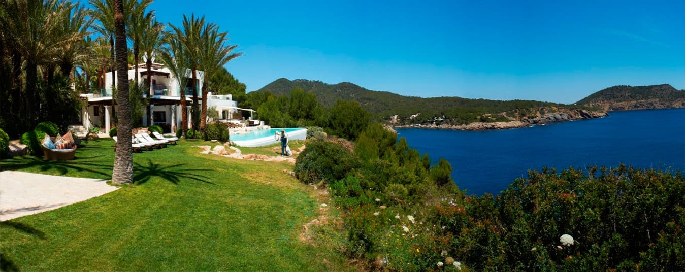 Ibiza Villa Rentals - Nomade Villa Collection