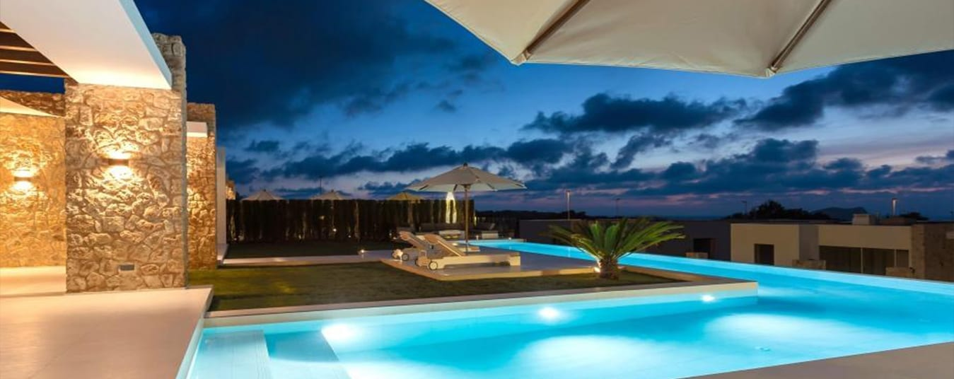 Luxury Villa Rental Ibiza - Nomade Villa Collection