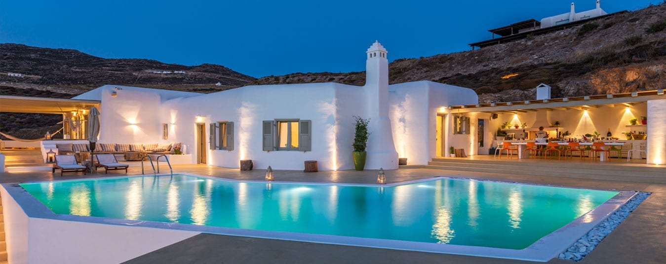 Luxury Vacation Rentals Greece