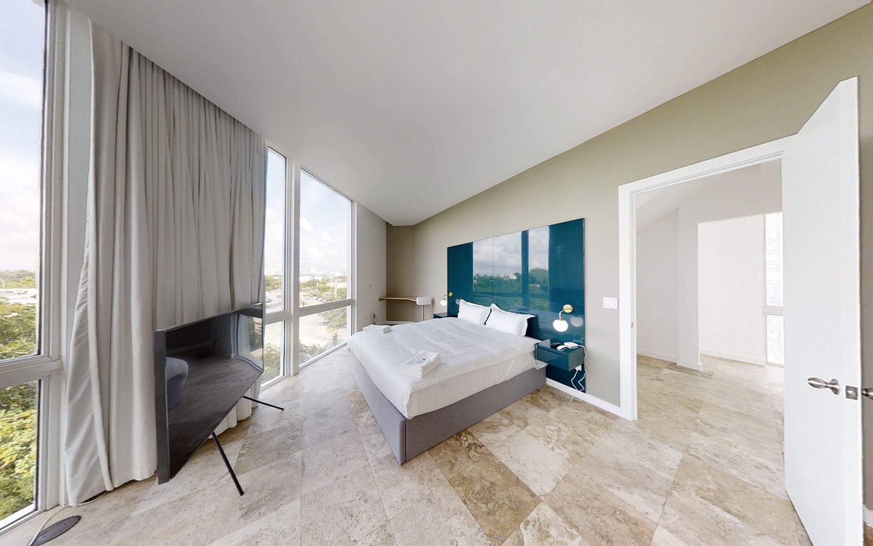 Unique waterfront luxury vacation rentals in Miami Beach - Villa Park Avenue 2 - Nomade Villa Collection