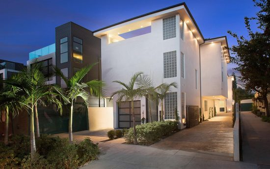 508 Sweetzer - Los Angeles mansion vacation rental - Nomade Villa Collection