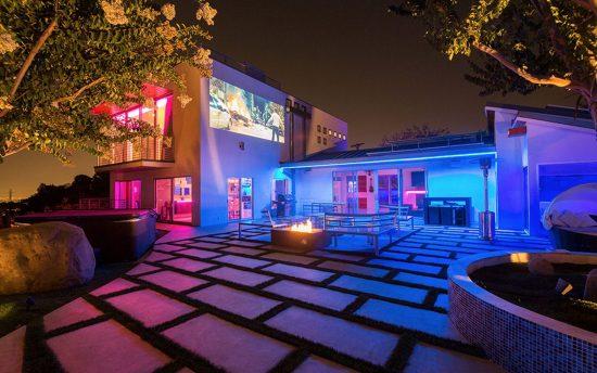 Casa Azul - Los Angeles Mansion Rental - Nomade Villa Collection