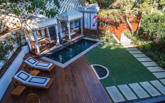 Casa Crowna - Los Angeles Mansion Rental - Nomade Villa Collection