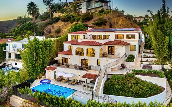 Casa Di Amore Luxury Vacation Rental in Los Angeles | Nomade Villa Collection