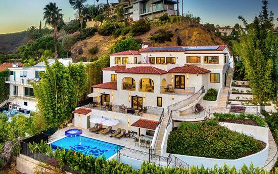 Casa Di Amore Luxury Vacation Rental in Los Angeles | Nomade Villa Collection