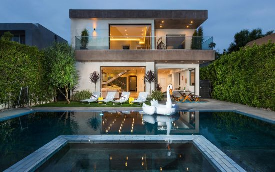 Casa Martel - Luxury vacation home in Los Angeles by Nomade Villa Collection