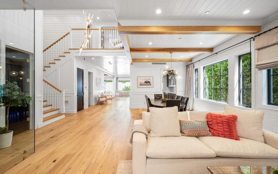 Sierra Bonita luxury mansion rental in West Hollywood, Los Angeles by Nomade Villa Collection
