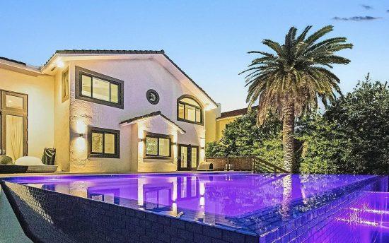 Villa Blanka luxury villa rental in Miami   Nomade Villa Collection