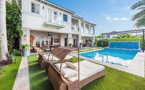 Villa Dolce luxury vacation rental in Miami | Nomade Villa Collection