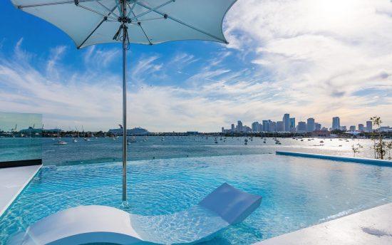 Villa Soleil luxury villa rental in Miami - Nomade Villa Collection