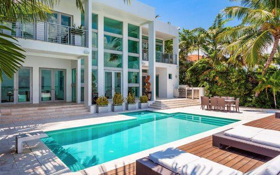 Villa Farfalla - Luxury Villa Rental Miami - Nomade Villa Collection