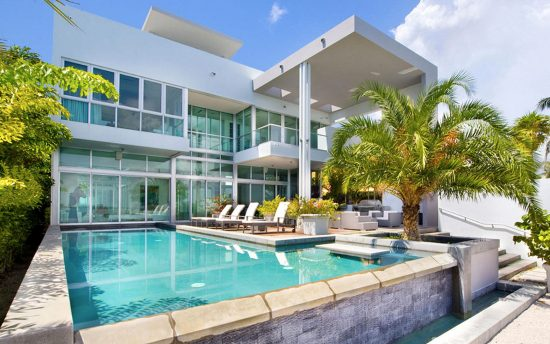 Villa Glacia - Miami Beach Villa Rental | Nomade Villa Collection