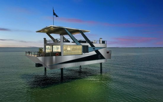 Villa Hydraex - Floating Mansion Yacht in Miami - Nomade Villa Collection