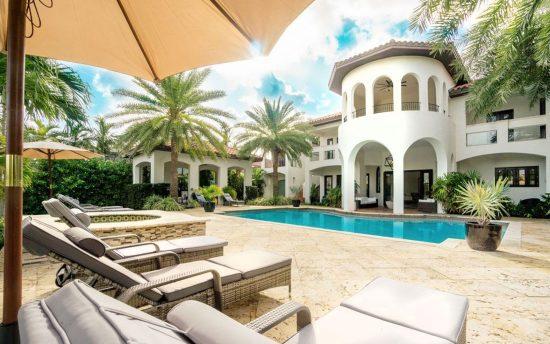 Villa Talavera - Miami Luxury Villa Rental - Nomade Villa Collection