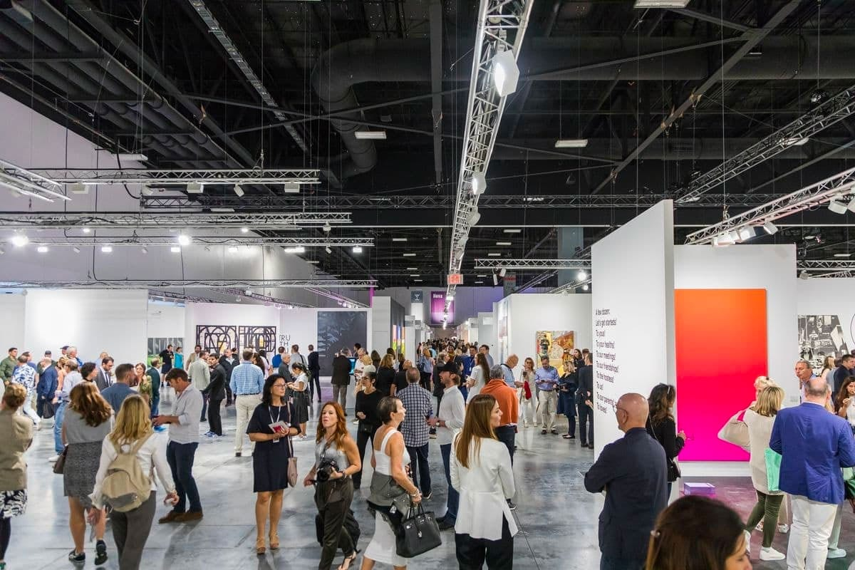 Discover New Artwork at Art Basel Event in Miami - Nomade Villa Collection