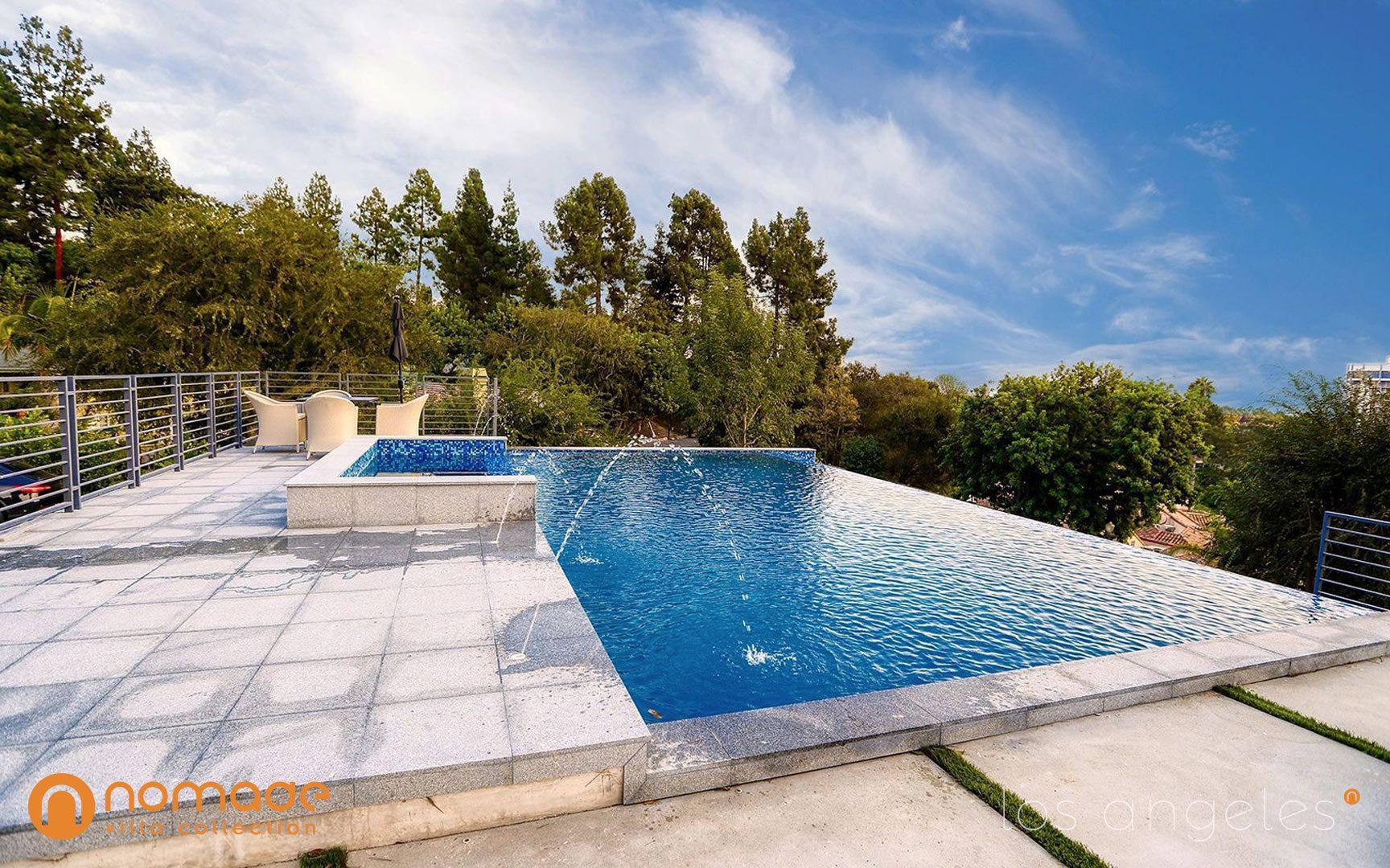 Casa Bellagio - Luxury Vacation Rental in Los Angeles - Nomade Villa Collection
