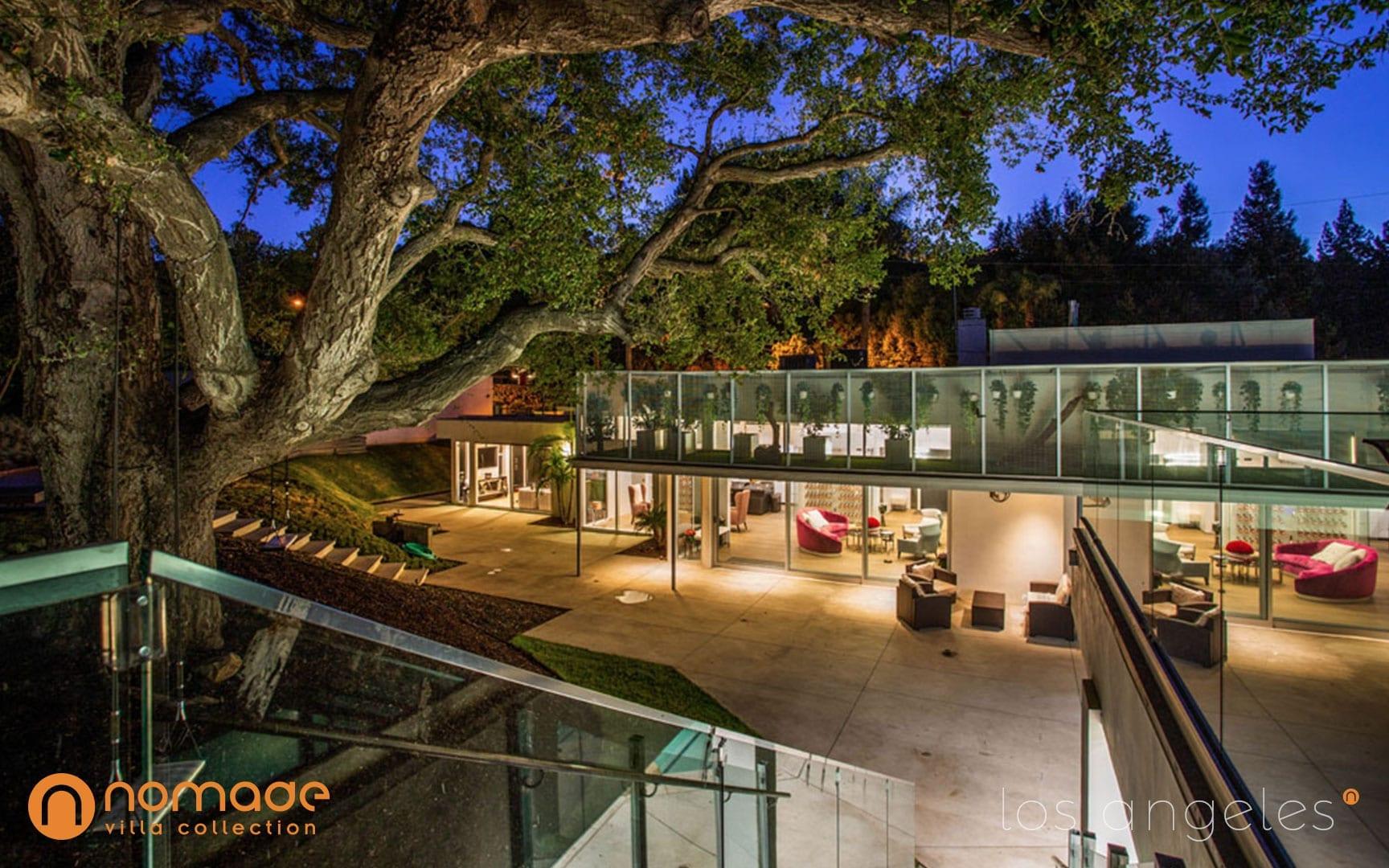Casa Comber Retreat | Los Angeles Mansion Rental | Nomade Villa Collection