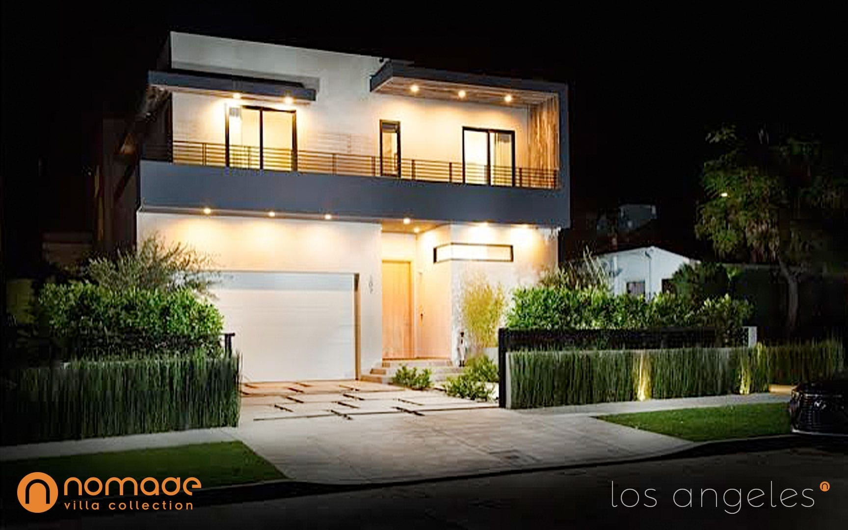 Casa Sycamore Los Angeles Mansion Rental | Nomade Villa Collection