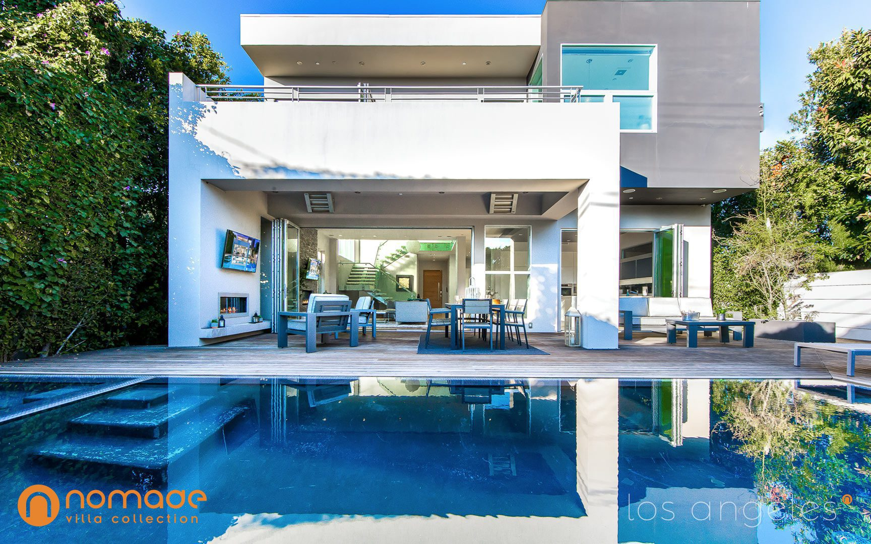 Drexel Grove - Los Angeles rental home - Nomade Villa Collection
