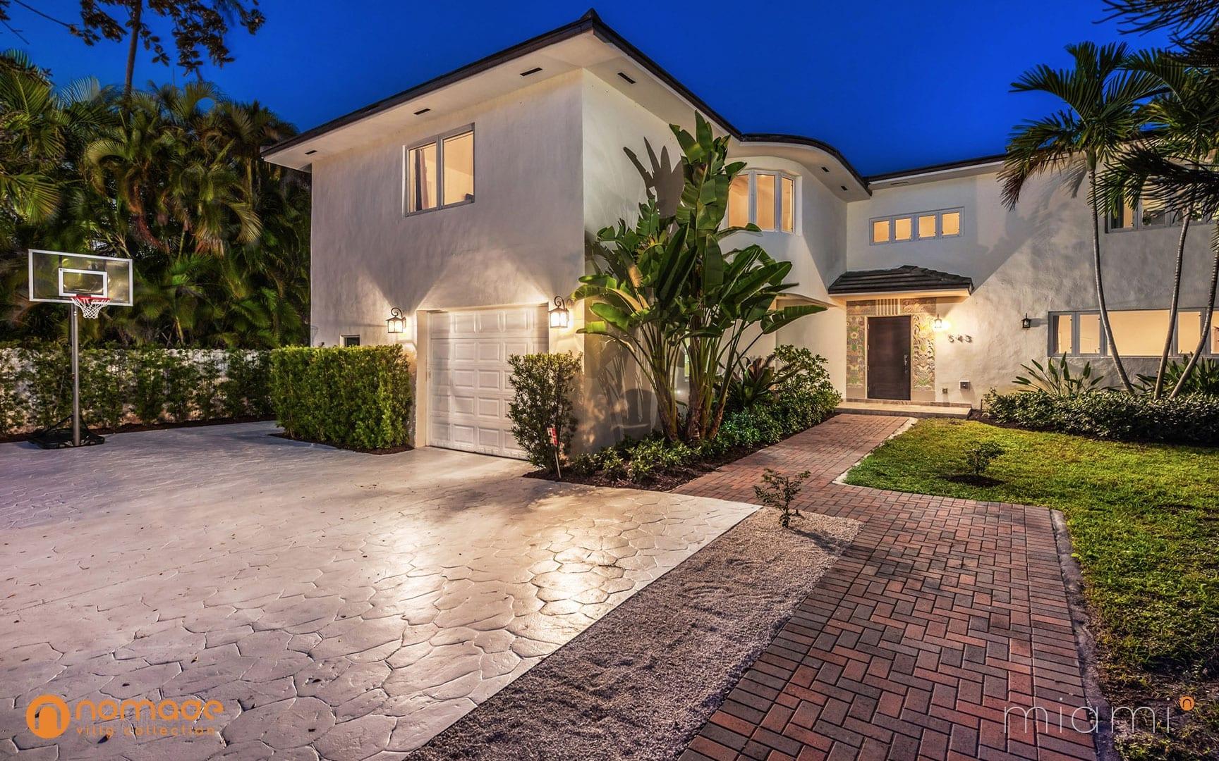 Villa Colada - Miami Villa Rental - Nomade Villa Collection