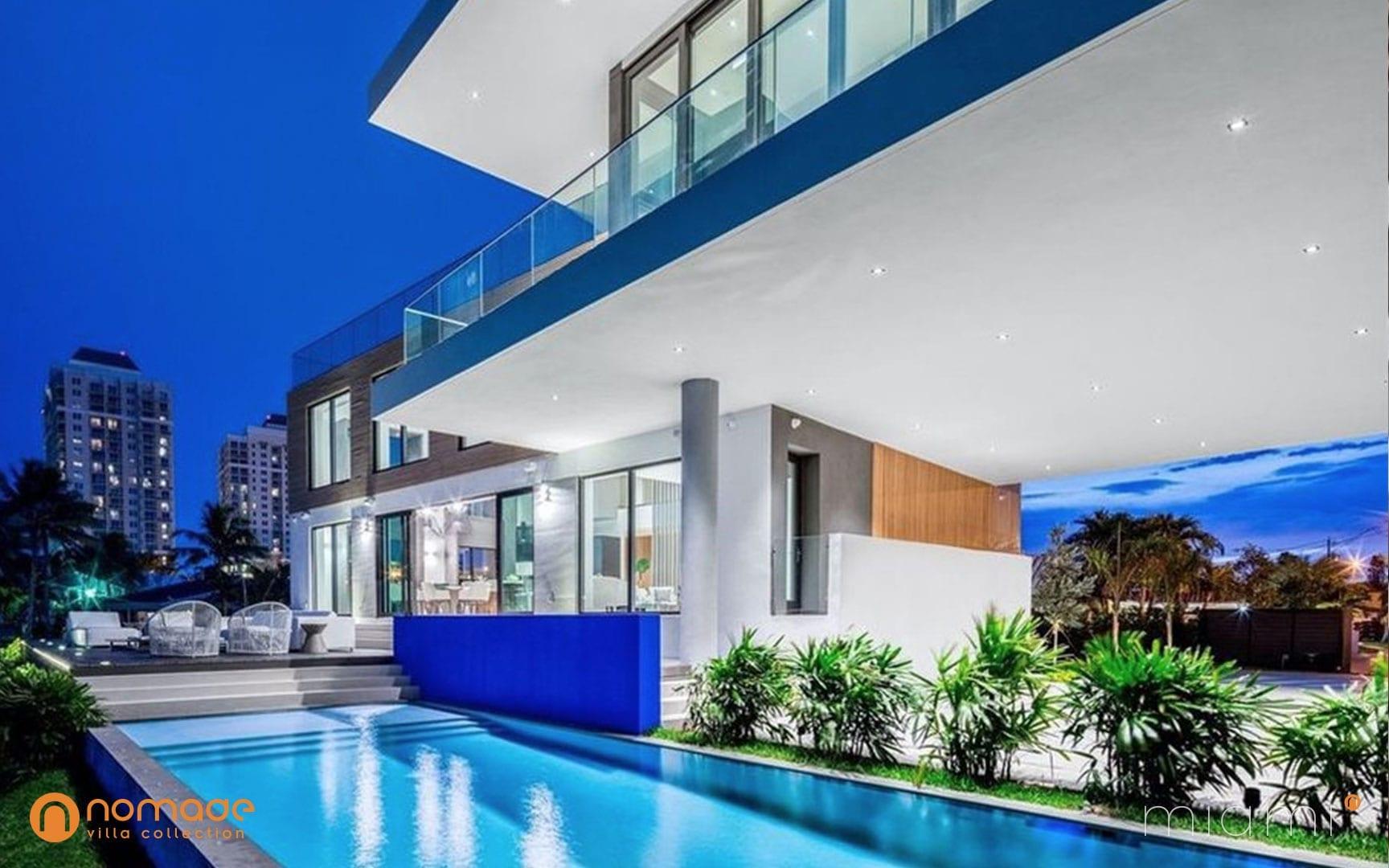 Villa Oceana - Miami Villa Rental - Nomade Villa Collection